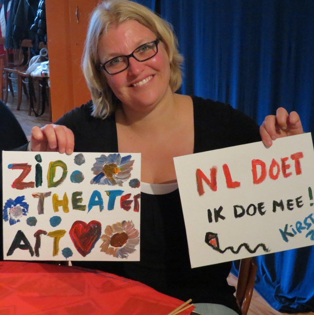 Talentendag ZID Theater