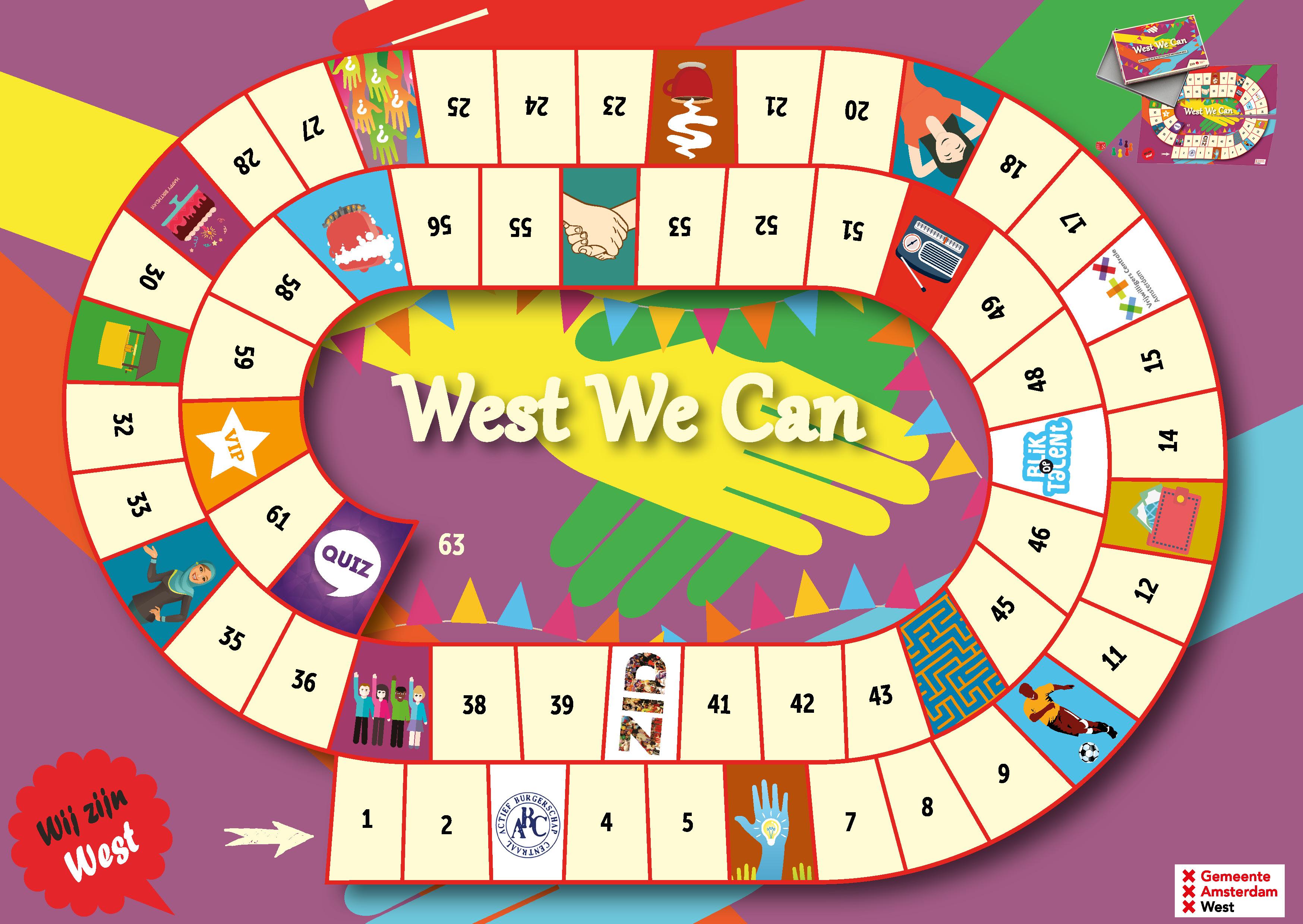Boekje West We Can 15